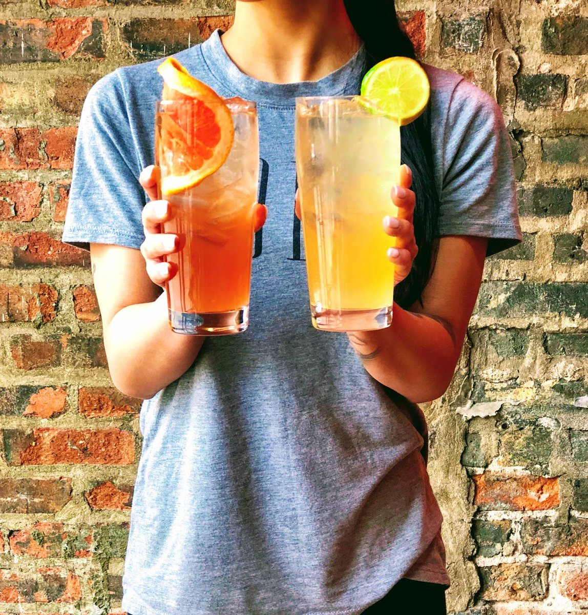 When 1 just doesn&#39;t make the cut, we double UP! With $8 signature cocktails, 4-6pm every Thursday y&#39;all!  #BarCargoChi #HappyHour <br>http://pic.twitter.com/FEW41KgJF1