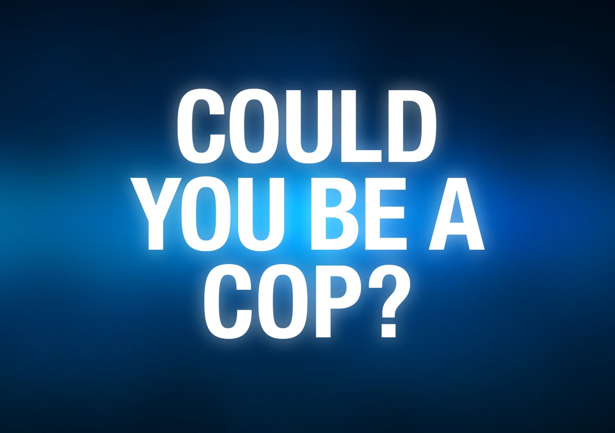 We're recruiting PCs could you be one of them? Registration opens on the 28 January, if you're enthusiastic, adaptable, compassionate, collaborative and over the age of 18, then you may be who we're looking for. Click the link for more details. http://ow.ly/CNi130nlSDq Good Luck!