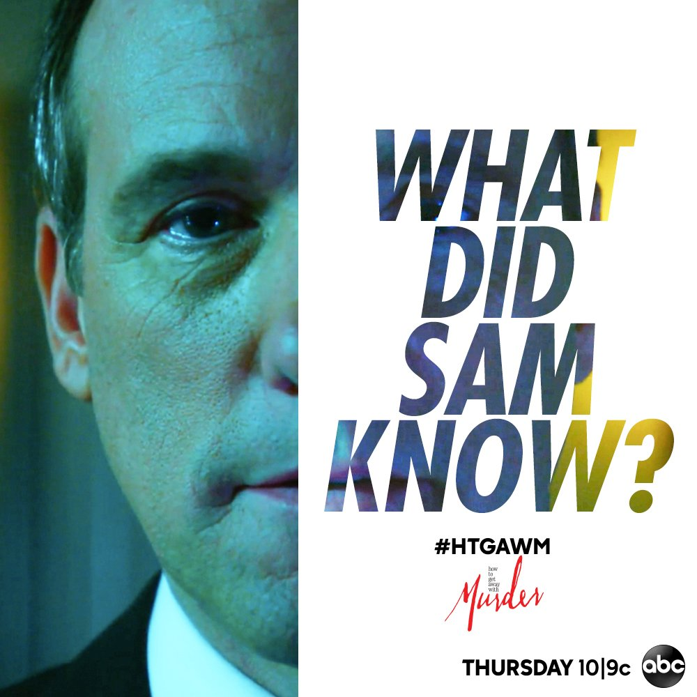 Questions. Will. Be. Answered. #HTGAWM  <br>http://pic.twitter.com/lOeb7zKuYq