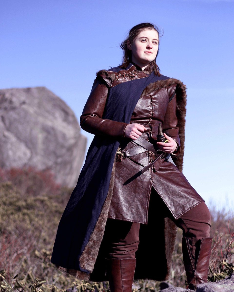 """""""I was never going to be as good of a lady as you"""" @HBO @Maisie_Williams @GameOfThrones @WiCnet<br>http://pic.twitter.com/ybaPCFcB4H"""
