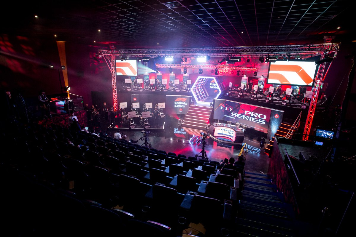 It was a show-stopping event watched by millions 👏  Now, the #F1 @newbalance Esports Pro Series finale has been nominated as Games Event of the Year in the MCV awards >> http://f1.com/Esports-Award  #F1Esports @Gfinity @Formula1game