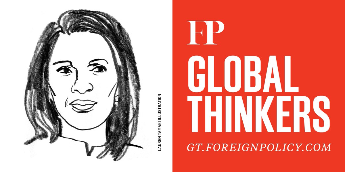 .@thatginamiller successfully challenged the British government's right to implement Brexit without a vote in Parliament. She's one of our 2019 #FPGlobalThinkers.   Read more here: https://t.co/rpBD1UhAqV