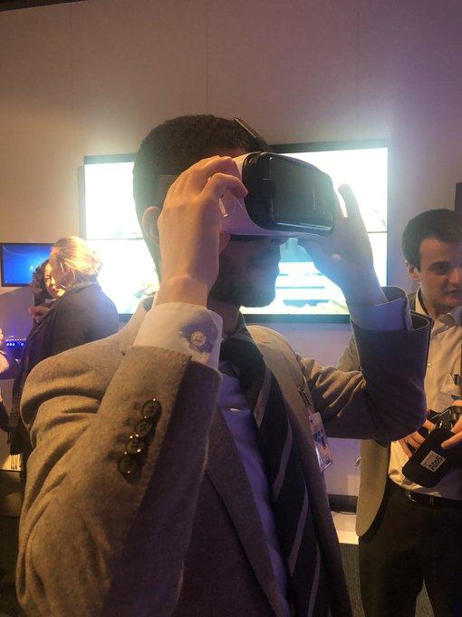 [#AtosNow] #VR ou encore #Auxylium, ne manquez pas les démonstrations faites en direct par...