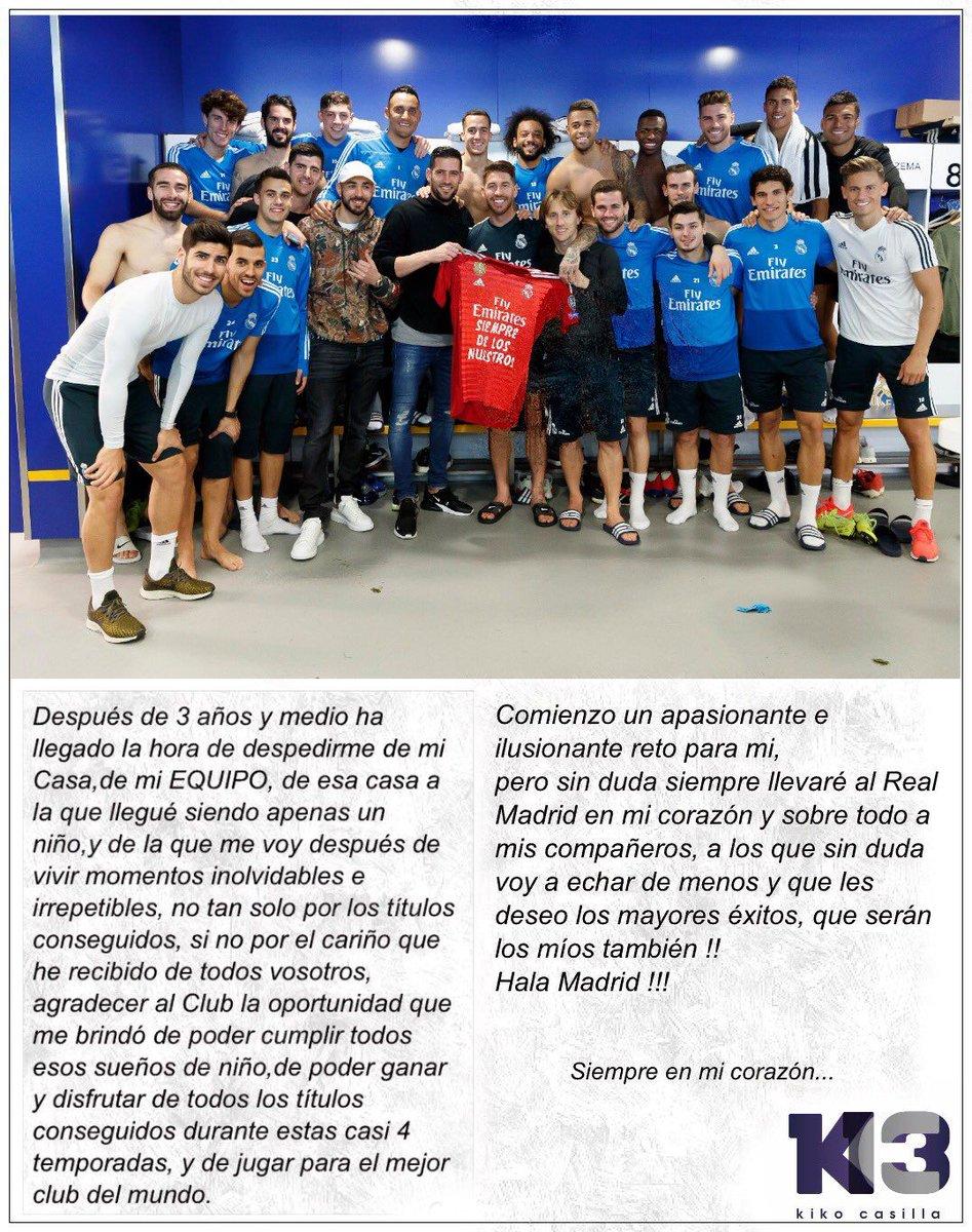 Real Gómez's photo on Kiko Casilla