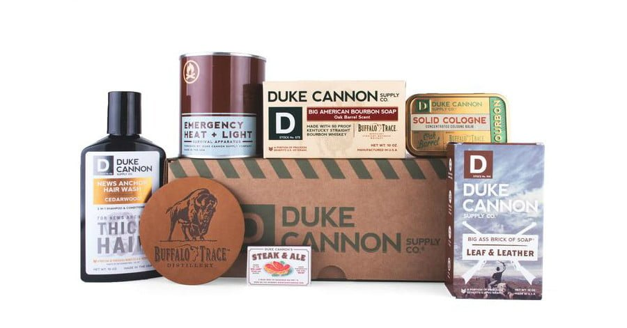 Duke Cannon Offers Manly Grooming Products You Can Feel Awesome About Using bit.ly/2RRTu1i