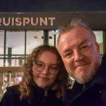 @NicoNaald - Avondje uit met mijn dochter! Voorstelling van Henry van Loon in Het Kruispunt in Barendrecht. De allereerste try-outs ervan in septemberbin De Naald gezien, nu kijken wat het uiteindelijk is geworden. https://t.co/W6PowIP9IQ