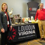 Image for the Tweet beginning: Visit the team from #Loudoun