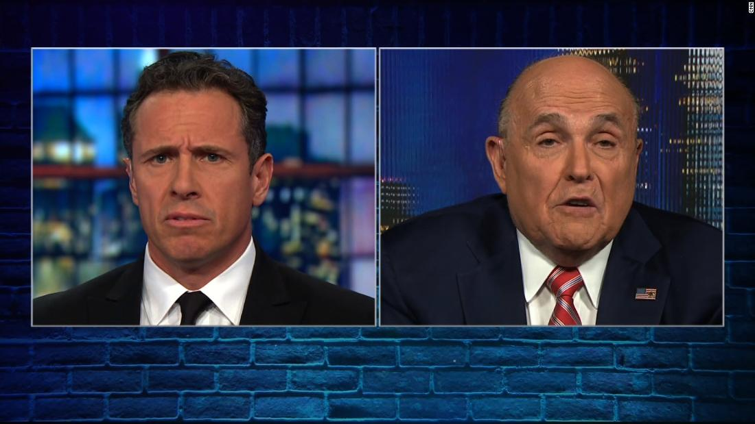 Rudy Giuliani just totally contradicted 18 months of 'no collusion' talk from Donald Trump  https://t.co/X7zdMjwtlC