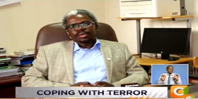 Dr. Lukoye: Truth is very important; do not lie about what happened. We need to tell what happened in a manner that is appropriate to the age of the child that is asking about it #Tonight