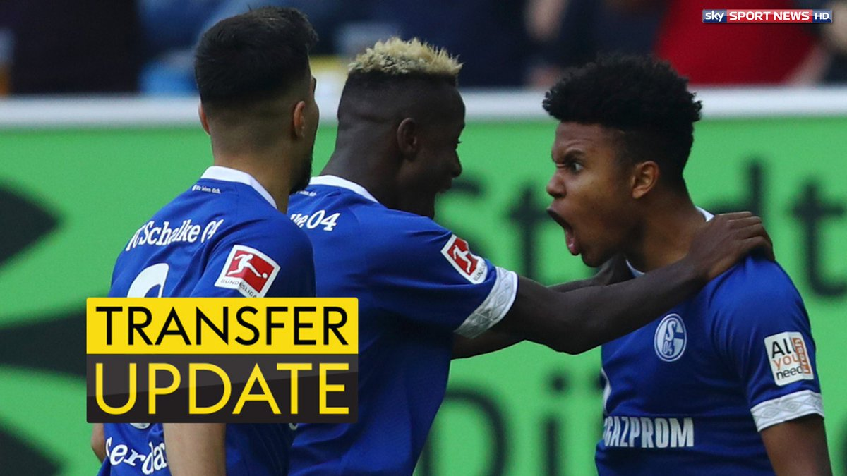 *TRANSFER NEWS*  Top-Klub aus England nimmt S04-Youngster ins Visier  ➡️ https://t.co/OhJIIja1J7  #SkyBuliIntTransfer