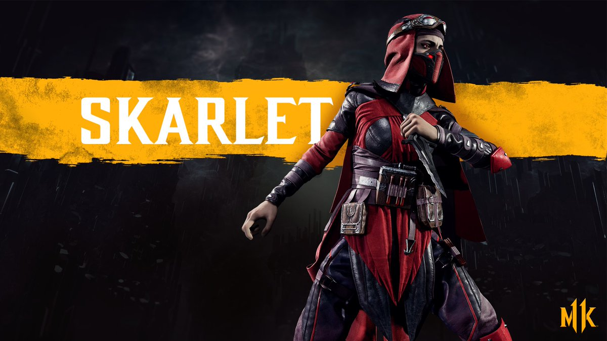Mortal Kombat 11's photo on Skarlet