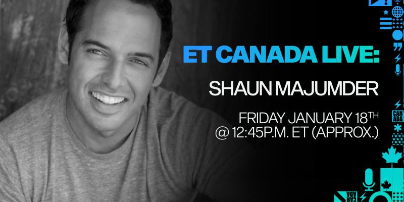 .@shaunmajumder joins us #LIVE TOMORROW at 12:45 pm ET (approx) https://t.co/6btRhcKm51 & https://t.co/LQgCXgxZQK
