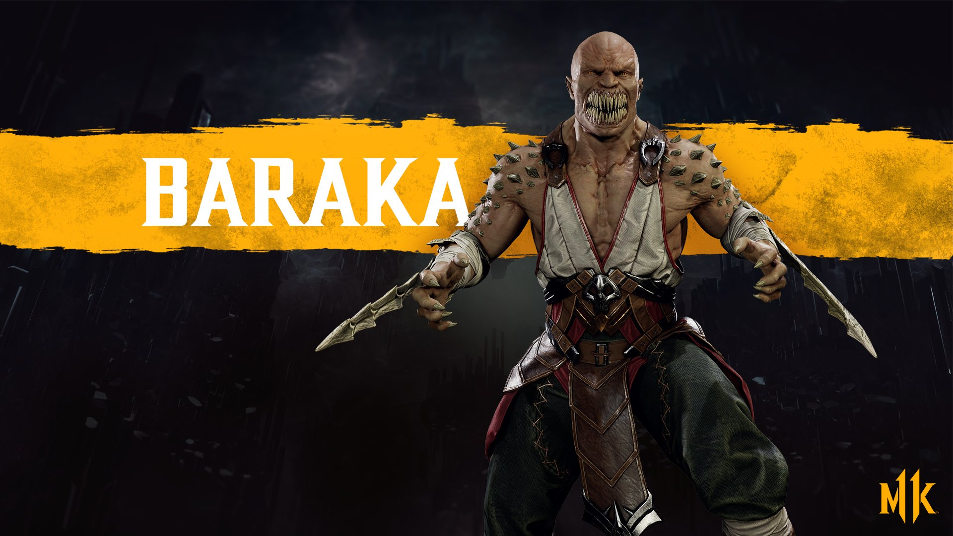 Mortal Kombat 11 Aftermath On Twitter The War Chief Of The