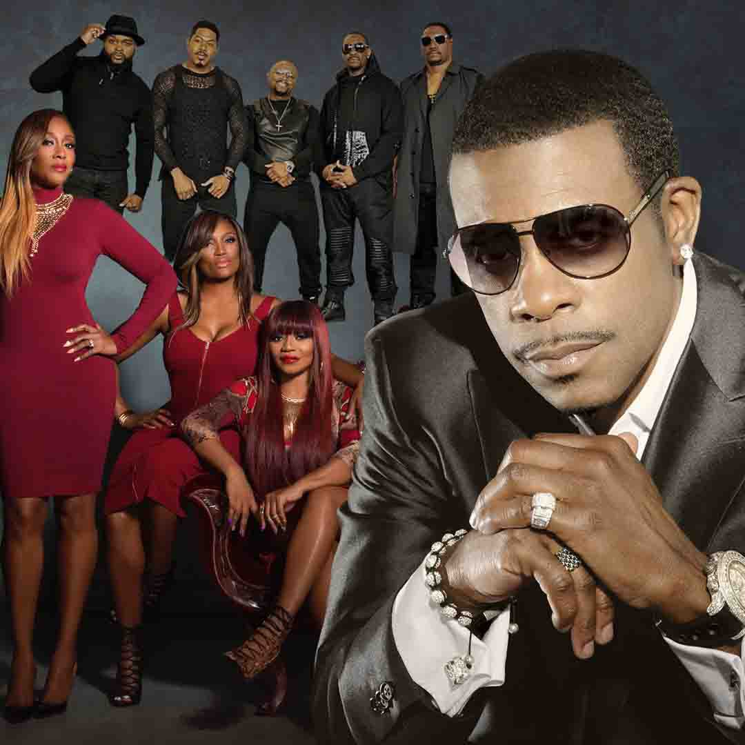 Come see me #KEITHSWEAT live in concert at the Santander Arena in Reading, PA.. Performing also will be Silk and SWV.  Tickets available NOW at http://Ticketmaster.com! Be there!!!