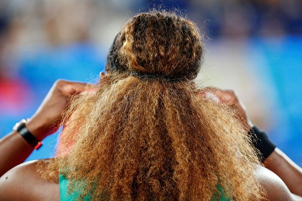 Super Serena, from all angles 💯  📸: https://bddy.me/2W1FhxS  #AusOpen #sleepisfortheweak