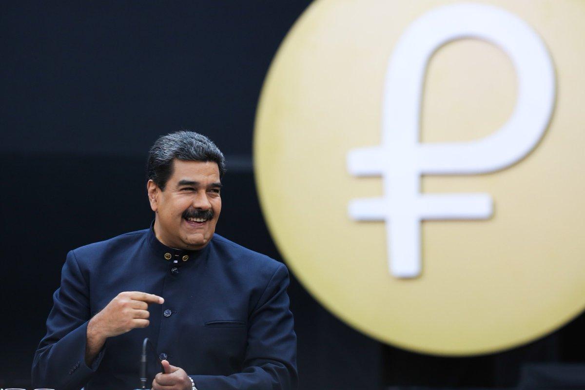 Petro e inversiones en el campo: Las medidas del presidente Maduro para reimpulsar la economía venezolana https://t.co/5QPZVtbZqM