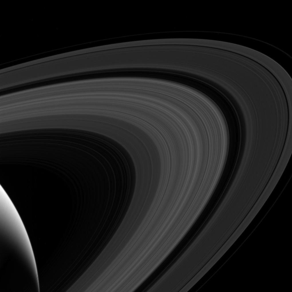 How old are #Saturn's rings?  Data from @CassiniSaturn suggest they're younger than the planet, forming 10–100 million years ago when dinosaurs lived on Earth: https://t.co/RVXU5Lqysh