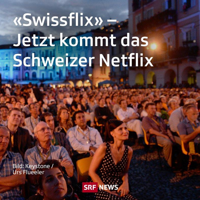 Ein Leben nach dem Kino für Schweizer Filme. Der Bund plant eine eigene Streaming-Plattform. Im Gegensatz zum Vorbild #Netflix soll diese wenn möglich sogar gratis sein. #Swissflix https://t.co/FdMsfsW0Ip