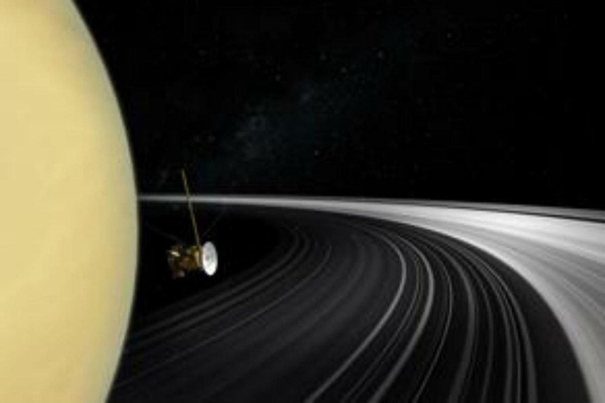 Scoperta la vera età degli anelli di Saturno https://t.co/WH38YQTwWw