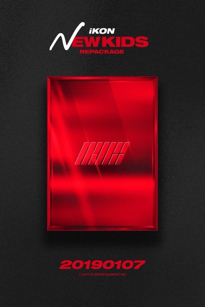 another New Kids: Repackage GA  - RT - mbf - reply with #iKON and @YG_iKONIC  most rts in the reply will win. <br>http://pic.twitter.com/nXaQAWAFGN