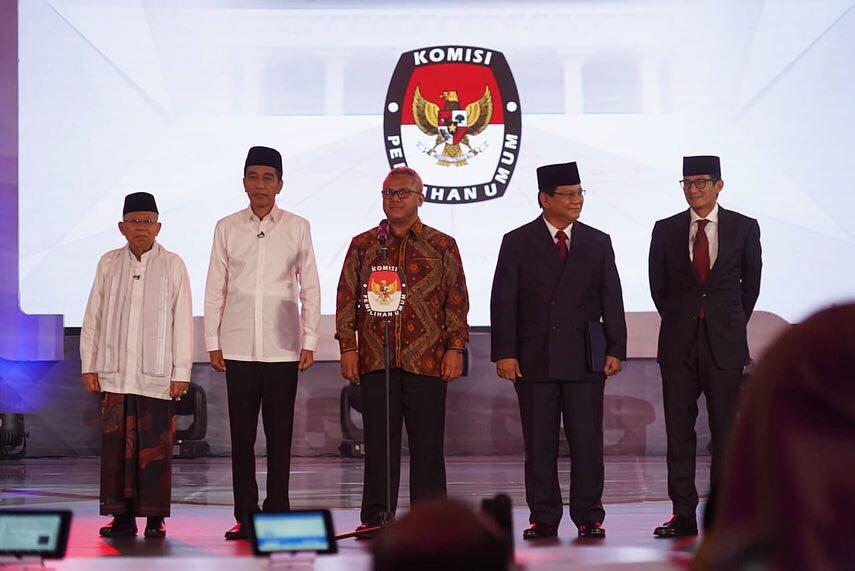 Terungkap, Ini Alasan Sandi Tak Ungkit Kasus Novel Baswedan di Debat Perdana