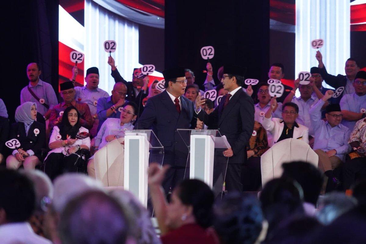 Kubu Jokowi Soal Debat Perdana: Prabowo 4 Kali Gol Bunuh Diri