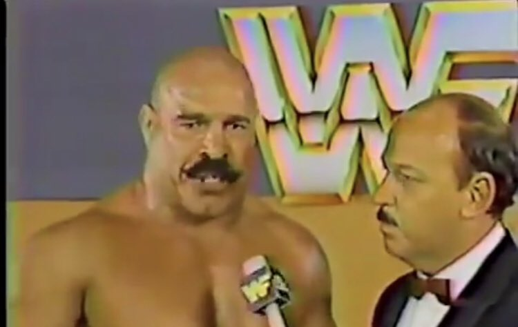 I MISS MY BROTHER GENE MEAN. HE THE BEST MAN AT MY WEDDING. HE TAKE CARE OF ME WHEN I DONT KNOW WHAT TO SAY IN MY PROMO. HE TEACH ME THE PSYCHOLOGY A TO THE Z. ANNOUNCER JOB TO PUT OVER THE TALENT. HE WAS MOST PROFESSIONAL MAN ON THE EARTH. I LOVE YOU FOREVER BROTHER.  <br>http://pic.twitter.com/FFCIRZsDyr