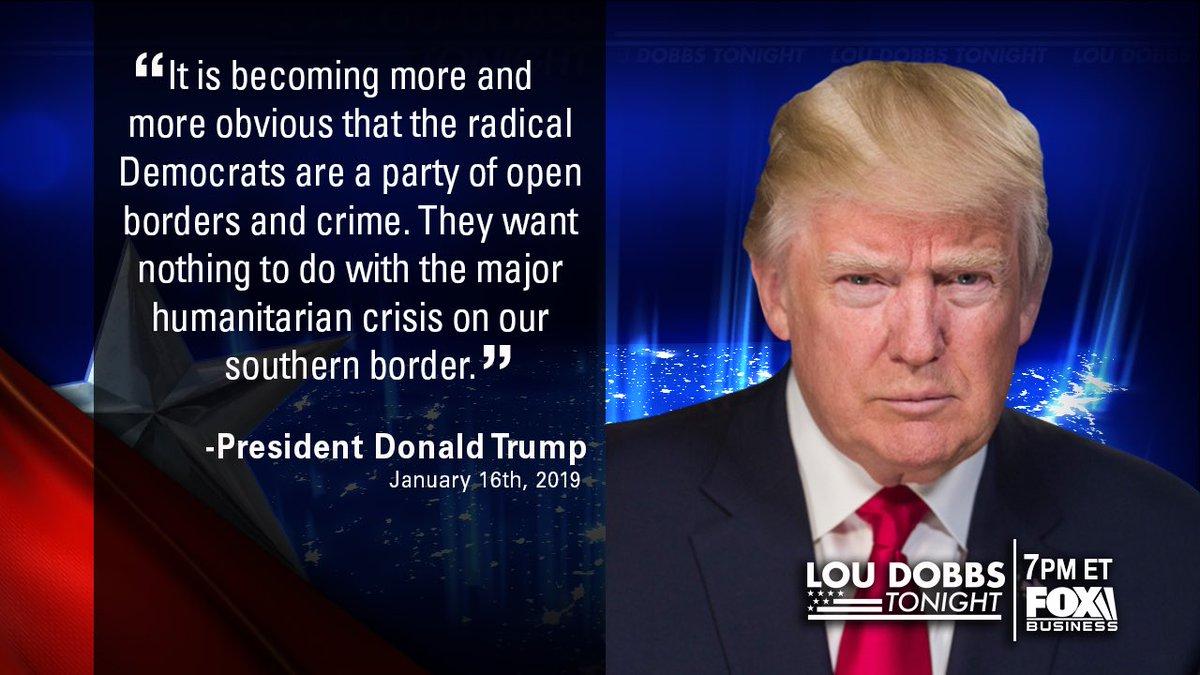 Tonight's #QuoteOfTheDay is from our President @realdonaldtrump #MAGA #TrumpTrain #Dobbs