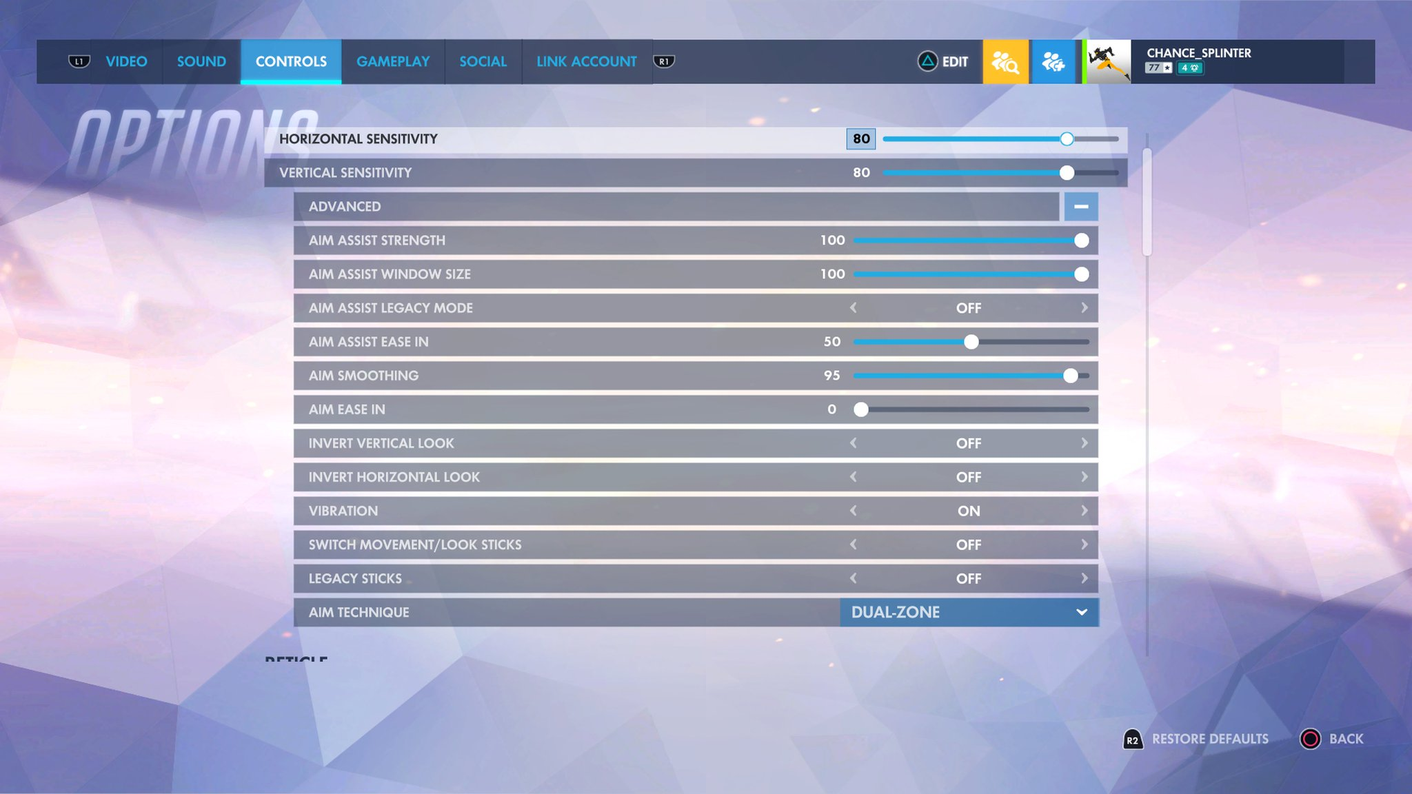 Console aim problems - General Discussion - Overwatch Forums
