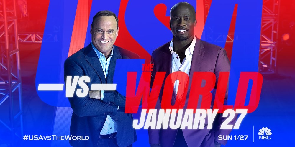 The high-stakes international competition is coming.   Who&#39;s ready for #USAvsTheWorld on @nbc?<br>http://pic.twitter.com/jVlzgixvb8
