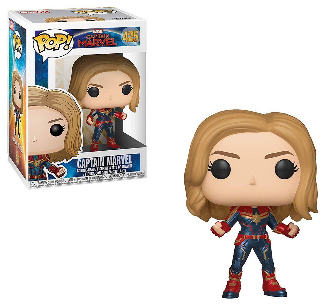 Day eleven of our twenty days of Funko is this Captain Marvel Pop!  Just follow @sttepodcast and RT this tweet to be in with a chance of winning these @OriginalFunko goodies  #Competition #Win #Funko #Prize #20DaysOfFunko #CaptainMarvel  #Marvel<br>http://pic.twitter.com/Gl2GedIEaq