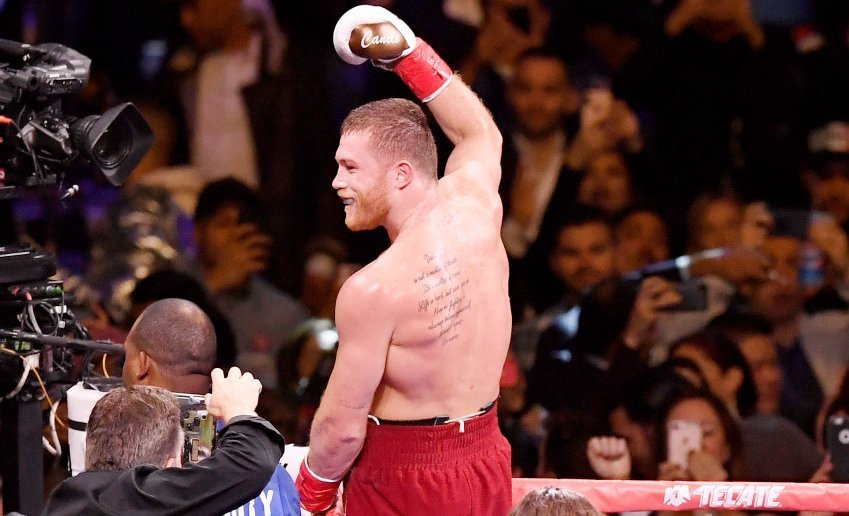 *BREAKING*  Canelo Alvarez vs Daniel Jacobs Middleweight 4th May 2019 T-Mobile Arena, Las Vegas WBA, WBC & IBF titles on the line  Fight fans, we have one hell of a fight. 😍