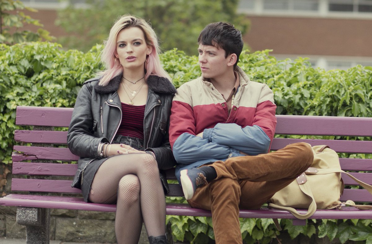 #SexEducation has come out with a bang — the smart and emotional series is on pace to be watched by over 40 million accounts over its first month