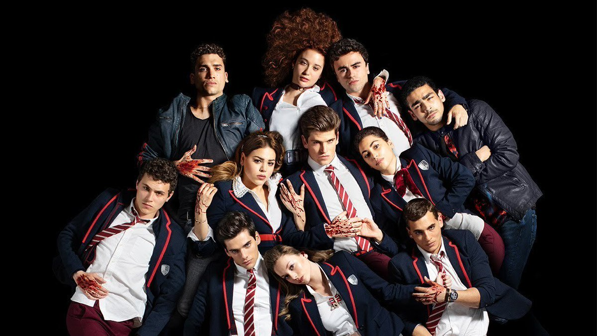 #Elite is a true global phenomenon. The Spanish language original attracted more than 20 million households  during its first four weeks on service!