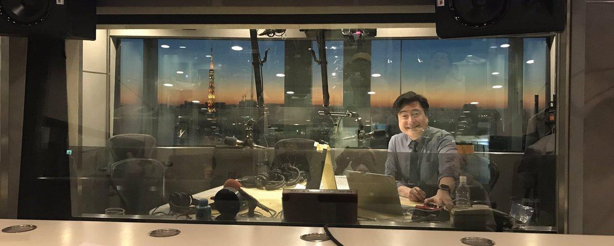 RT @TOKYOUNITED: 朝焼けとドヤ顔  #jwave #tokyounited #イマソラ https://t.co/2X9o7Z9j5r