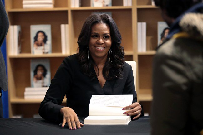 On Michelle Obama's birthday, revisit @dstfelix on the former First Lady's memoir, 'Becoming,' and her new soft reign of power: https://t.co/Z7cEGFff9O