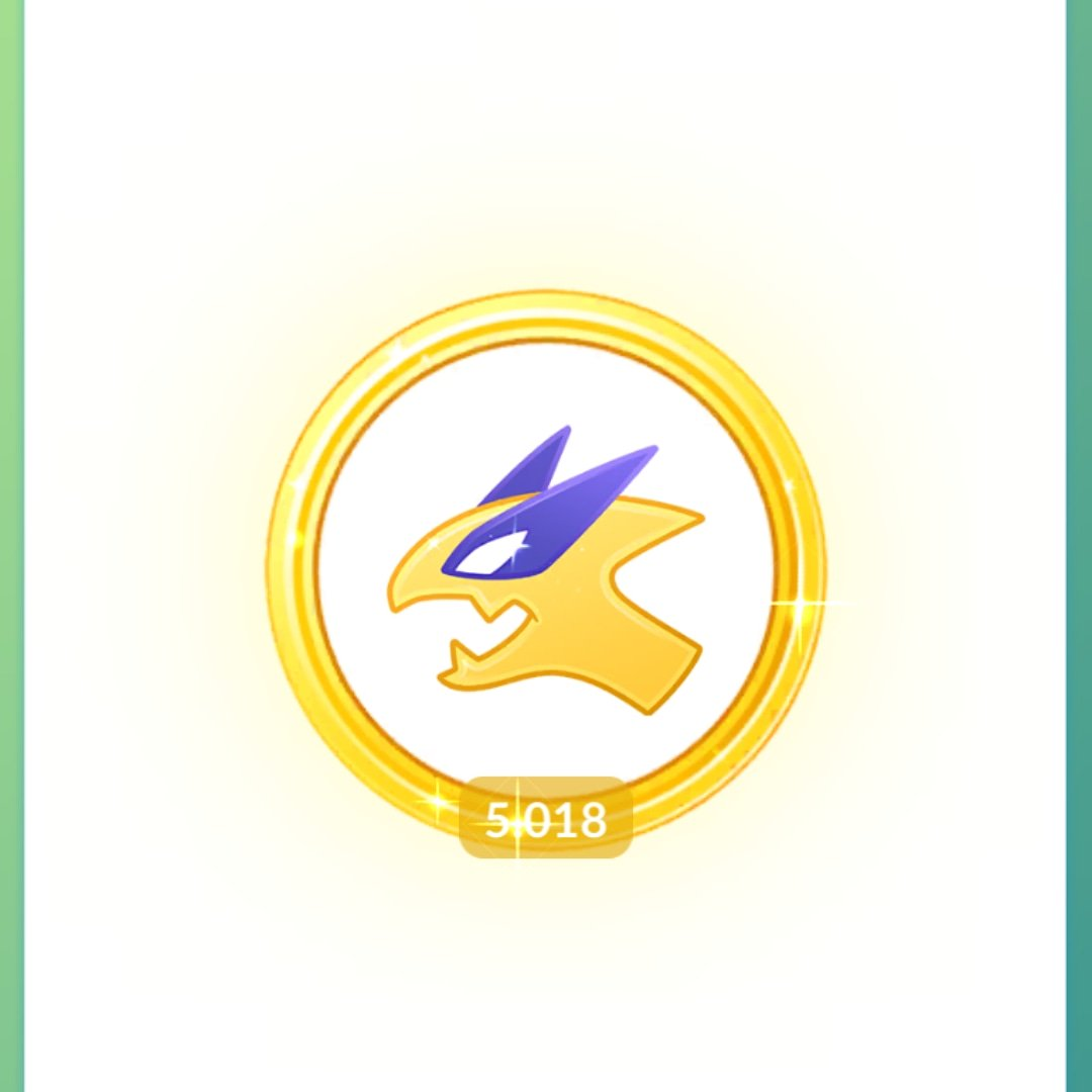 Passed the 5k legendary raids today  #PokemonGO #pokemon<br>http://pic.twitter.com/d6mjsQMkul