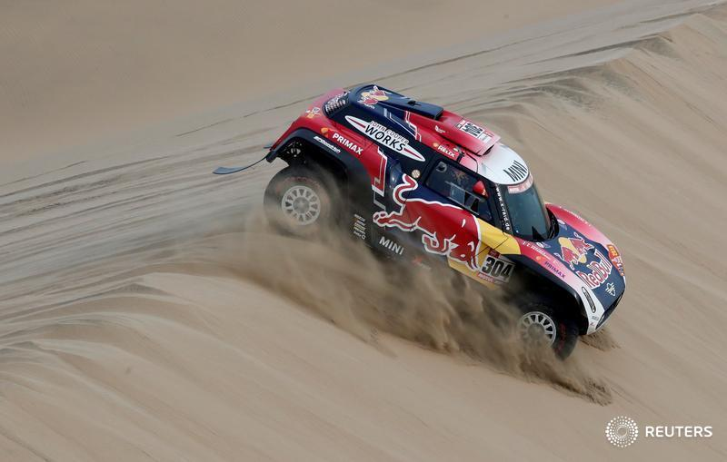Spanning thousands of kilometers, the Dakar Rally sees motorcycles, cars and trucks racing across vast deserts and towering dunes, from the Andes to the shores of the Pacific Ocean.