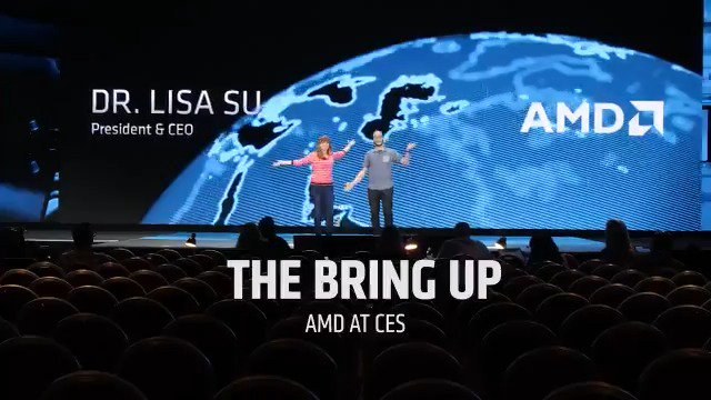 #TheBringUp is back! With exclusive product interviews straight off the #CES2019 show floor, Bridget and Cavin are fresh off the plane from Las Vegas with Episode 5. Check it out on YouTube now: http://bit.ly/2RXxS3u