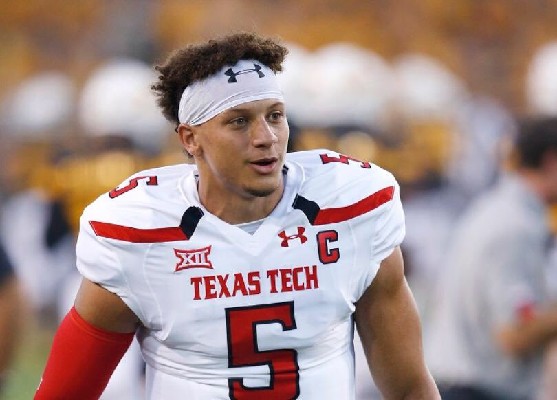 Very Excited To Say That I Have Received My First Big 12 Offer From Texas Tech! Thank You Very Much To @CoachYost and @TTUCoachWells #GunsUp <br>http://pic.twitter.com/GsVYRJfLcr
