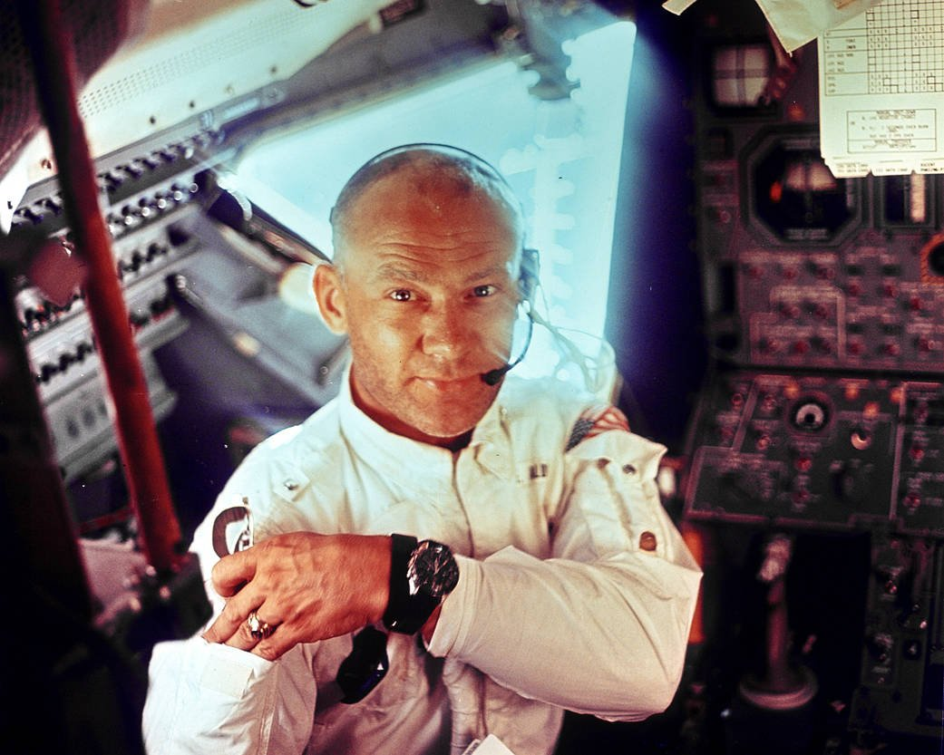 Happy birthday TPS advisory council all-star @TheRealBuzz! You super awesome moonwalker you 🎉
