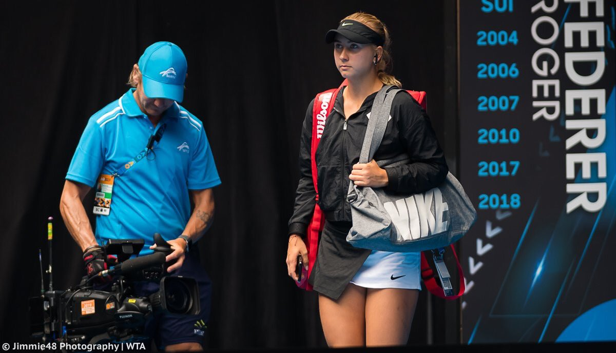 Thank you Melbourne for unforgettable moments.See you in 2020@AustralianOpen <br>http://pic.twitter.com/Yd1KYVM5VA
