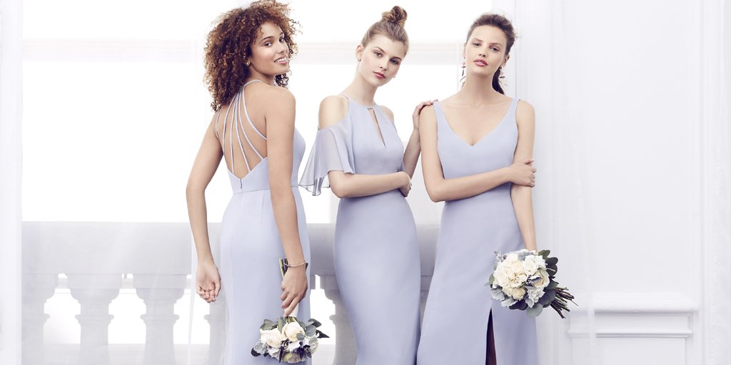 edbe9e6b192 NEW for Spring 2019! Thread Bridesmaid by Dessy, featuring dresses under  $150. To learn more and view the styles visit ...