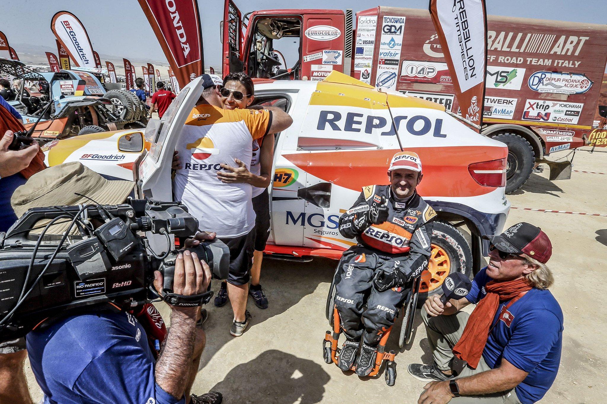 Dakar 2019 - Página 4 DxJWIq6X4AApzJR