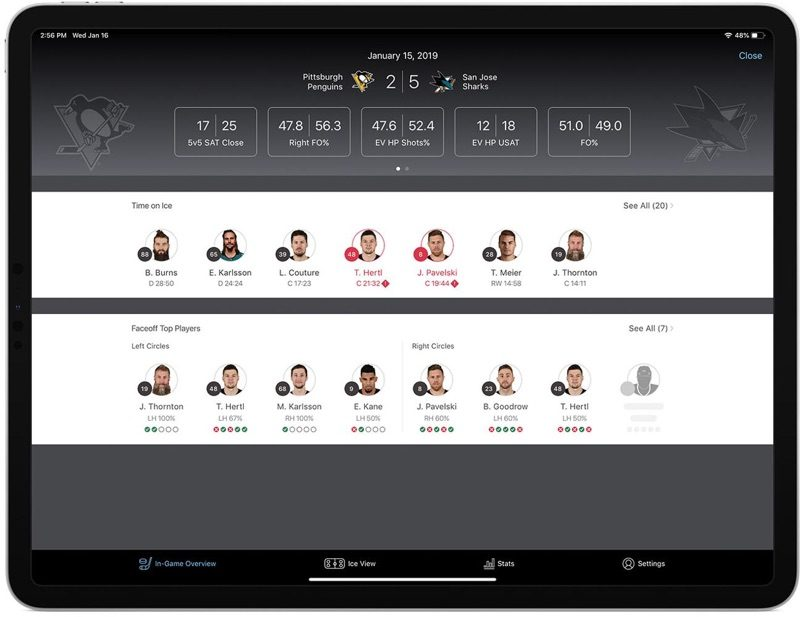 New NHL iPad App Offers Coaches Access to 60+ Real-Time Individual and Team Statistics https://t.co/BNSiFd46OT by  @julipuli