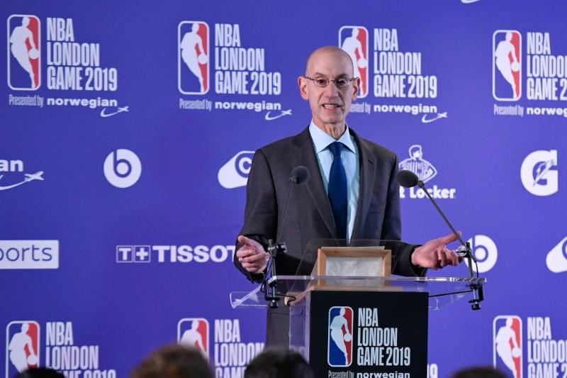 NBA chief Silver says takes threats to Kanter seriously https://reut.rs/2TUQAGv
