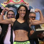 Image for the Tweet beginning: Amanda Serrano weighs in for
