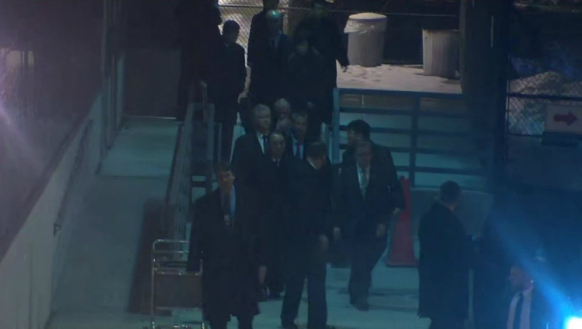 North Korea's lead negotiator in nuclear talks with the US arrives in Washington https://t.co/m6PKRqSCAq