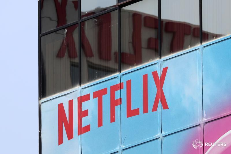Netflix stock has surged in recent weeks, up 31 percent YTD and in third place for gains on the S&P 500 in 2019 https://reut.rs/2DgLQFs 4/5