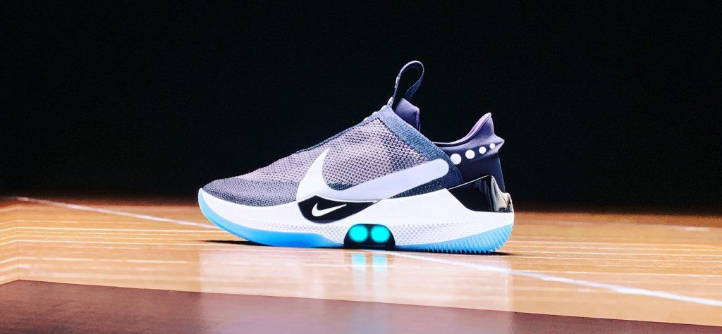 Nike's auto-laced future by @panzer